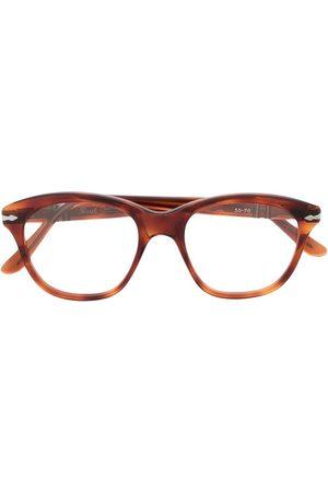 A.N.G.E.L.O. Vintage Cult Sluneční brýle - 1980s tortoiseshell square-frame glasses