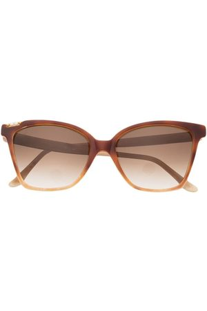 A.N.G.E.L.O. Vintage Cult 1970s marble-effect square-shape sunglasses