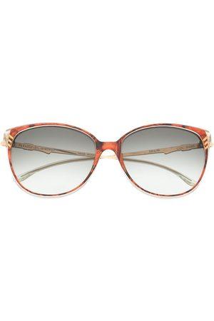 A.N.G.E.L.O. Vintage Cult Ženy Sluneční brýle - 1970s gradient oversize-frame sunglasses