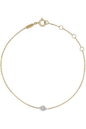 DJULA Ženy Náramky - 18kt yellow gold Eye diamond bracelet