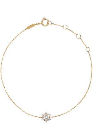 DJULA Ženy Náramky - 18kt yellow gold Sun diamond bracelet