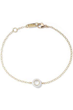 Ippolita 18kt yellow gold Lollipop crystal and ceramic bracelet