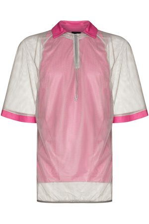Saul Nash Muži S krátkým rukávem - Mesh short-sleeve polo-shirt