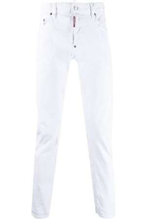 Dsquared2 Mid-rise slim-fit jeans