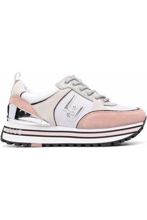 Liu Jo Ženy Na platformě - Colour-blocked platform sneakers