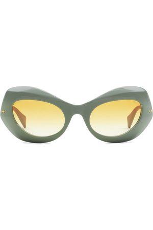 Gucci Ženy Sluneční brýle - Oval-frame sunglasses