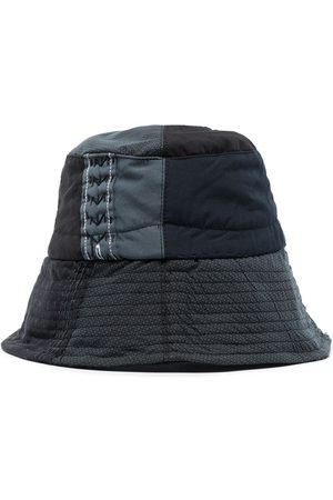 BY WALID Muži Klobouky - Shirting patchwork bucket hat