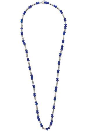 AMIR SLAMA Muži Náhrdelníky - X Julio Okubo stone necklace