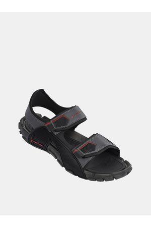 Rider Tmavě šedé pánské sandály