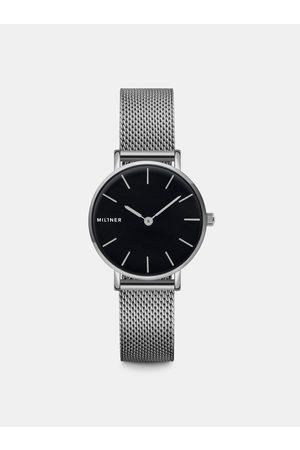 Millner Dámské hodinky s nerezovým páskem ve stříbrné barvě Mini