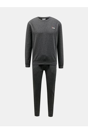 Fila Tmavě šedé pánské pyžamo