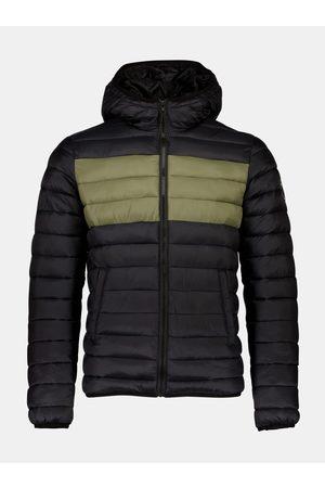 Shine Original Černá zimní prošívaná bunda