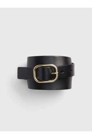 GAP Černý dámský pásek