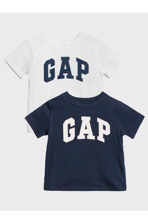 GAP Modré klučičí tričko Logo