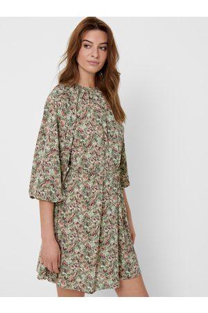 ONLY Květované volné šaty Kendall