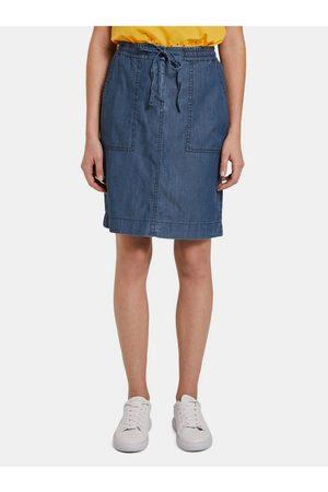 TOM TAILOR Dámská džínová sukně