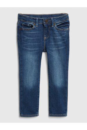 GAP Modré holčičí dětské džíny skinny jeans with stretch