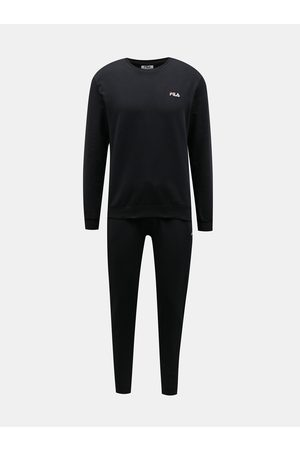 Fila Černé pánské pyžamo