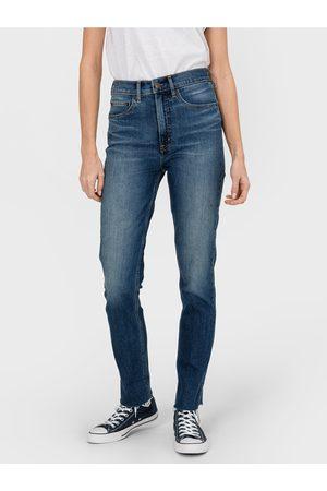 GAP Modré dámské džíny