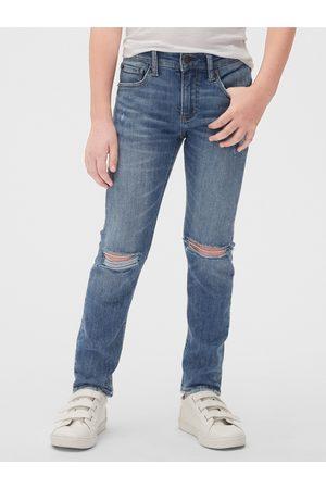 GAP Modré klučičí džíny Skinny