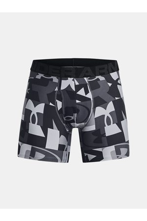 Under Armour Boxerky UA Tech 6in Novelty 2 Pack