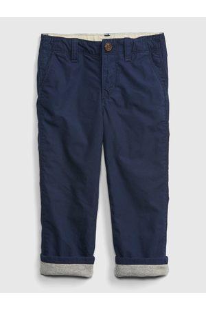 GAP Modré klučičí kalhoty