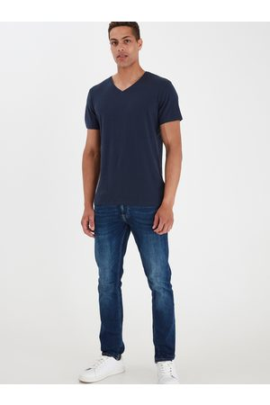 Blend Sada dvou tmavě modrých basic triček