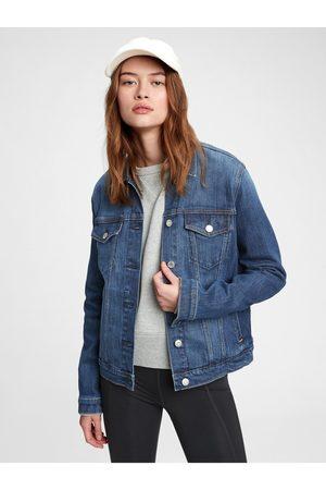 GAP Dámská džínová bunda icon jacket st