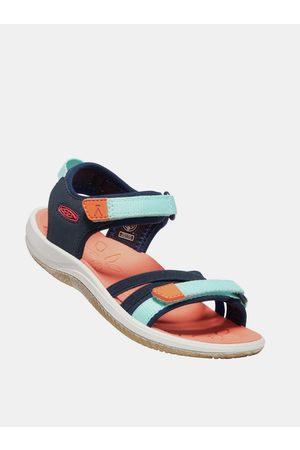Keen Modré holčičí sandály