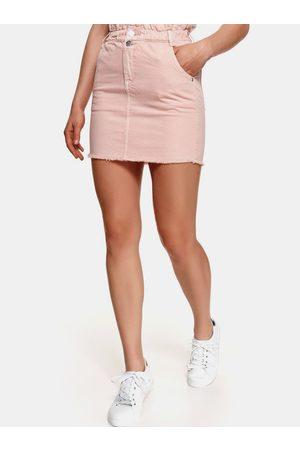 Top Secret Džínová pouzdrová mini sukně