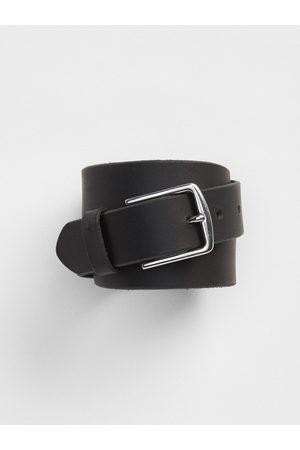 GAP Černý pánský pásek new classic belt