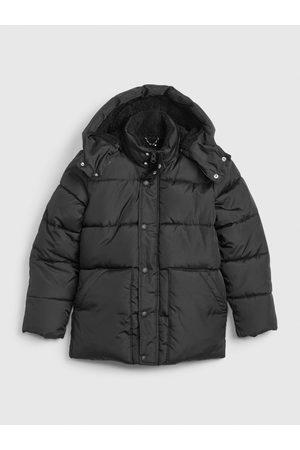 GAP Černá klučičí bunda