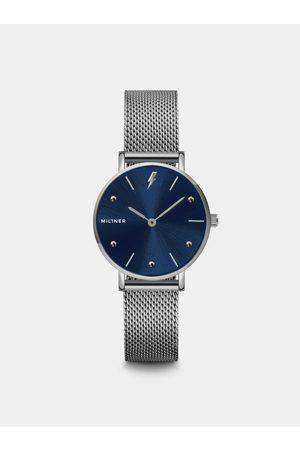 Millner Dámské hodinky s nerezovým páskem ve stříbrné barvě Cosmos