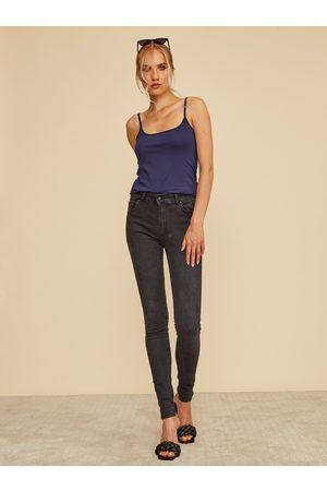 Zoot Černé dámské slim fit džíny