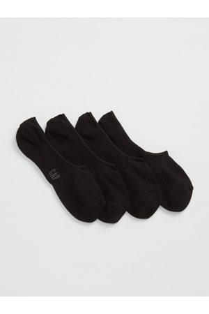 GAP Černé pánské ponožky no-show socks, 2 páry
