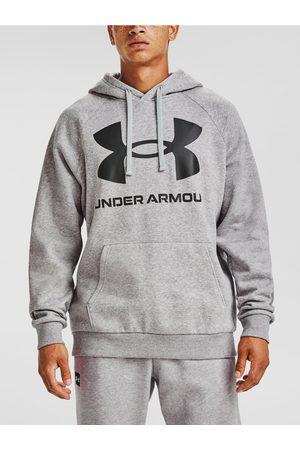 Under Armour Mikina Rival Fleece Big Logo HD