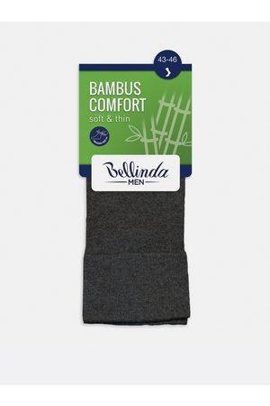Bellinda Pánské ponožky BAMBUS COMFORT SOCKS - Bambusové klasické pánské ponožky