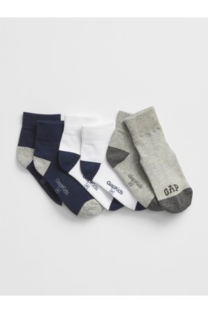 GAP Barevné klučičí ponožky Logo 3-Pack
