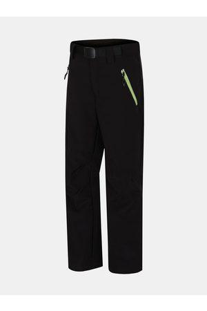 Cubus Černé klučičí zateplené kalhoty Marty