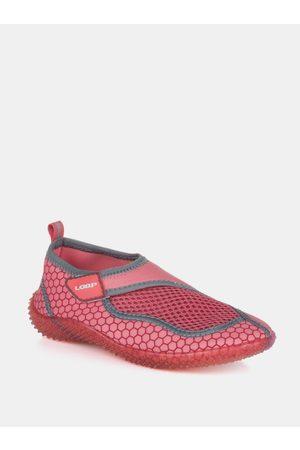 LOAP Růžové holčičí boty do vody