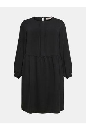 Carmakoma Černé šaty Plano