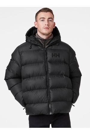 Helly Hansen Černá pánská zimní prošívaná bunda Active Puffy