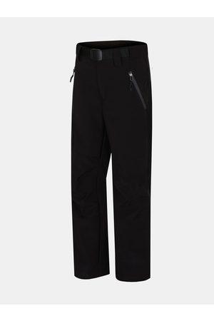 Cubus Černé klučičí zateplené kalhoty Marty Jr