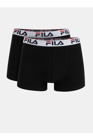 Fila Sada dvou černých boxerek