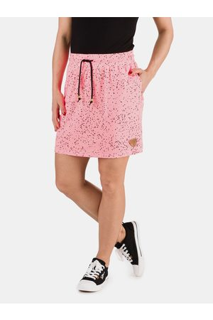 sam 73 Dámská vzorovaná sukně