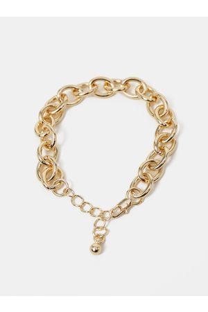 Pieces Náramek ve zlaté barvě Aliza