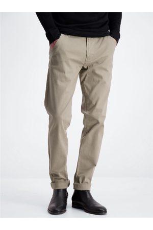 Lindbergh Béžové chino kalhoty