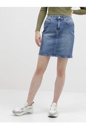 SELECTED Dámská džínová sukně Kenna