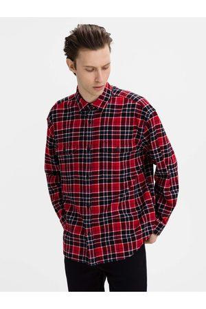 GAP Barevná pánská košile Big Shirt