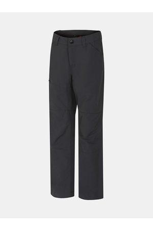 Cubus Tmavě šedé klučičí funkční kalhoty Tyrion